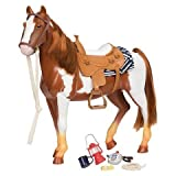 Our Generation 20' Appaloosa Horse - Trail Riding