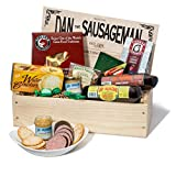 Dan the Sausageman's Favorite Gourmet Gift Basket...