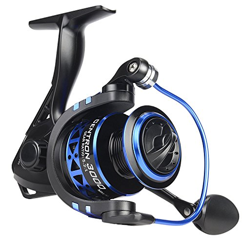 KastKing Centron Spinning Reels Spinning Fishing Reel 9 +1 BB Light Weight Ultra Smooth Powerful(3000)