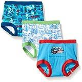 Nickelodeon Boys' Toddler 3pk Potty Training Pant, Assorted Thomas, 3T