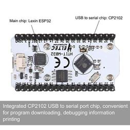 MakerFocus-ESP32-Development-Board-Upgraded-Version-8MB-Flash-ESP32-WiFi-Bluetooth-ESP32-OLED-096-Inch-OLED-Display-CP2102-Internet-for-Ar-duino-ESP8266-NodeMCU