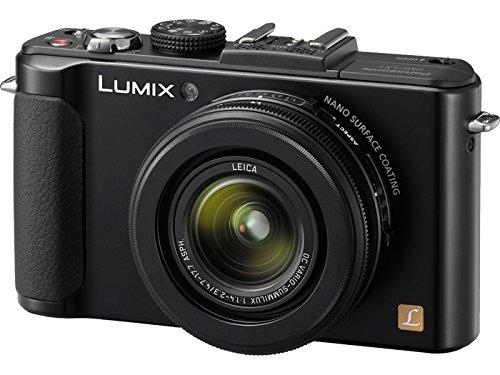 Panasonic LUMIX DMC-LX7K 10.1 MP