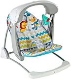 Fisher-Price Deluxe Take Along Swing and Seat (White)