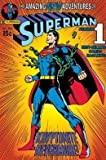 Imaginus Posters Superman The Amazing DC Comic Book Superhero Poster 24 x 36 inches