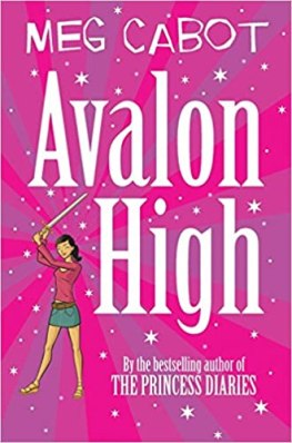 Image result for avalon high book