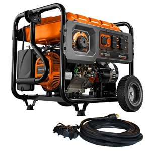 Generac 6673 7000W Gas-Powered, Portable Generator
