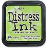 Distress Ink in Twisted Citron