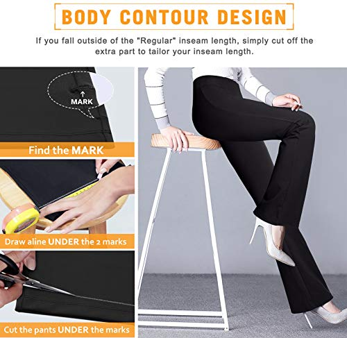 Yoga pants with pockets for work