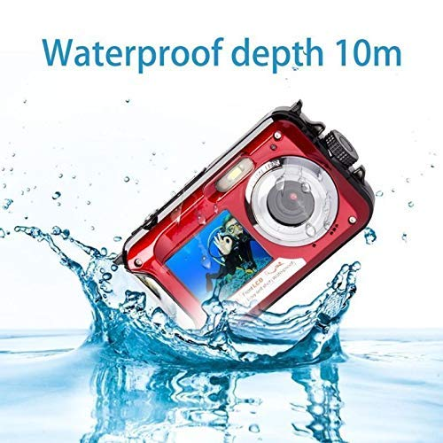 Action Camera 24MP 4K WiFi Waterproof Camera Sports Cam 170 Degree Ultra Wide-Angle Len DC801-29