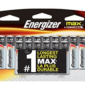 Energizer MAX AA Batteries,