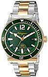 Salvatore Ferragamo Men's FF3270015 Ferragamo 1898 Sport Analog Display Swiss Quartz Two Tone Watch