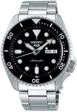 Seiko Watch SRPD55K1 Man Steel Automatic