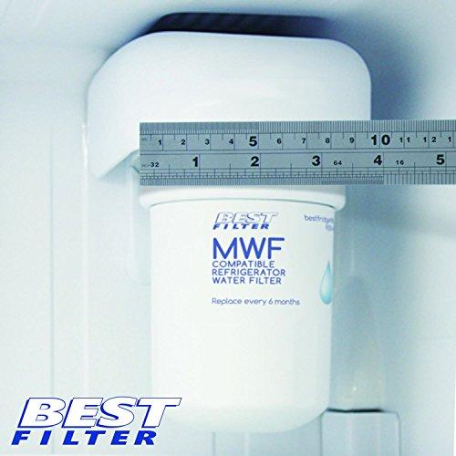 best ge mwf refrigerator water filter smartwater compatible cartridge trusted e blogs. Black Bedroom Furniture Sets. Home Design Ideas