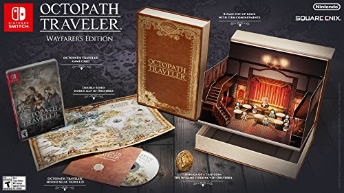 Octopath Traveler: Wayfarer's Edition - Nintendo Switch