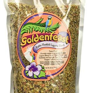 Goldenfeast Hookbill Blend Petite 25oz Bird Food 9