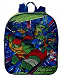 Nickelodeon TMNT Ninja Turtles 12' Small School Bag Backpack