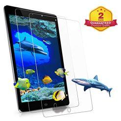 51l9p20nQCL - [2 Pack] ZTOZ iPad Mini 5 7.9 Inch (2019) Screen Protector, [Lifetime Replacement Warranty][Anti-Scratch][Anti-Fingerprint][Bubble Free] Tempered Glass for iPad Mini5 5th Generation
