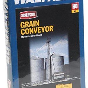 Walthers Cornerstone HO Scale Grain Conveyor Kit 51lANTJNVrL
