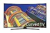 Samsung UN55KU6500 Curved 55-Inch 4K Ultra HD Smart LED TV (2016 Model)