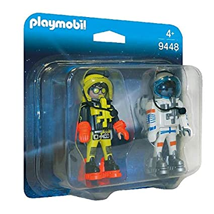 Playmobil Space Astronauts Duo Pack
