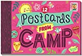 Peaceable Kingdom Postcards from Camp 12 Postcard Booklet