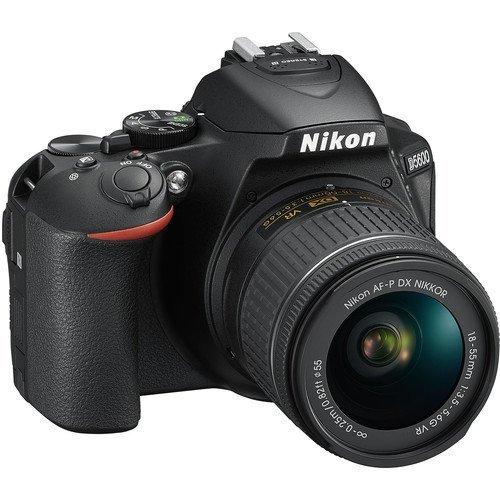 Nikon Cámara Reflex D5600 conlente AF-P DX Nikkor 18-55mm f/3.5-5.6G VRhttps://amzn.to/2PpIMKf
