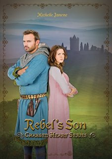 Rebel's Son (Changed Hearts Series Book 2) by [Janene, Michelle]
