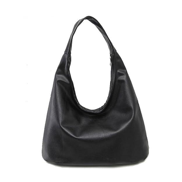 Bolsa sencilla negra para mujereshttps://amzn.to/2QLkeQE