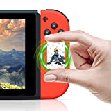 TPLGO NFC Cards for the Legend of Zelda Breath of the Wild Switch Wii U, 22pcs with Crystal Case
