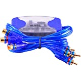 JacobsParts AP3054 50W 4-Channel RCA Stereo Ground Loop Isolator