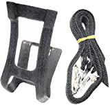 Sunlite ATB Toe Clips and Straps, Large