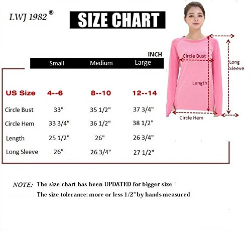 LWJ 1982 Dry Fit Long Sleeve Workout Active Running Shirts Yoga Exercise Tops Hiking Athletic Clothes Women Tee 19 Fashion Online Shop gifts for her gifts for him womens full figure