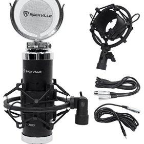 Mackie-Podcast-Podcasting-Bundle-wInterface2-Mics2-HeadphonesAmpStands