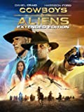 Cowboys & Aliens poster thumbnail