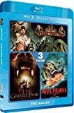 Jack Brooks: Monster Slayer / Grizzly Park / Mega Piranha - 2-Disc Set [ Blu-Ray, Reg.A/B/C Import - France ]