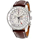 Breitling Navitimer World GMT Mens Watch A2432212/G571