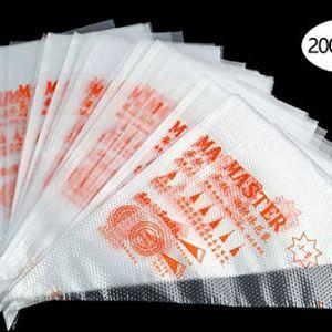 200 Pezzi sac a poche usa e getta professionale