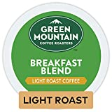 Product review for Green Mountain Coffee Breakfast Blend Single-Serve Keurig K-Cup Pods, Light Roast Coffee, 12 Count (pack of 6)