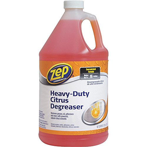 Zep Heavy-Duty Citrus Cleaner and Degreaser 128 Ounce ZUCIT128 (1)