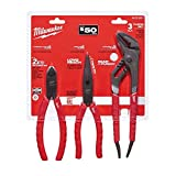 Pliers Set Alloy Stl 3pk