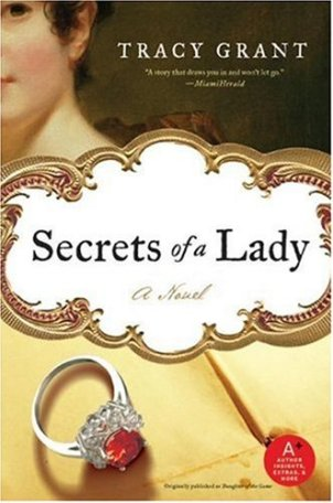 Secrets of a Lady (Malcolm & Suzanne Rannoch Historical Mysteries Book 1) by [Grant, Tracy]