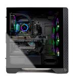 Skytech Siege 3.0 Gaming PC Desktop – Intel Core-i7 10700K 3.6GHz, RTX 3080 10GB, 16GB DDR4, 1TB NVME, 120mm AIO Liquid…