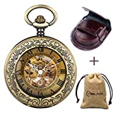 Product review of Retro Bronze Automatic Mechanical Pocket Watch (Bronze)
