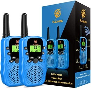 dmazing Walkie Talkies for Kids, 3 KM Range – Festival Gifts for Kids