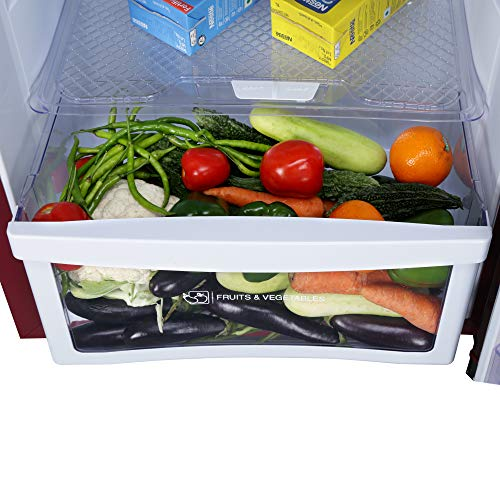 51mMQS7iToL Godrej 255 L 2 Star Inverter Frost-Free Double Door Refrigerator (RF EON 255B 25 HI SC DR, Scarlet Dremin)