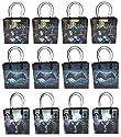 DC Comics Batman Vs. Superman 12 Pcs Goodie Bags Party Favor Bags Gift Bags Birthday Bags