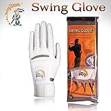 Swing Glove Best Golf Training Aid/Play Men's Right Hand Glove (XXLarge)
