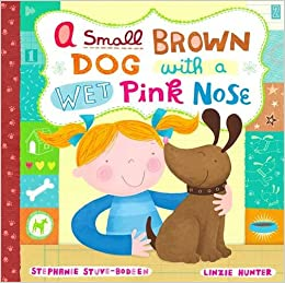 Image result for a small brown dog with a wet pink nose