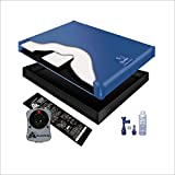 Product review for 70% WAVELESS WATERBED MATTRESS / LINER / HEATER / FILL DRAIN / CONDITIONER KIT (Queen 60x84 1G4G2)