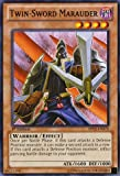 Yu-Gi-Oh! - Twin-Sword Marauder (BP02-EN079) - Battle Pack 2: War of the Giants - 1st Edition -...